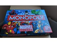 Marvel monopoly - Complete