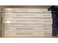 Kaplan Schweser CAIA Level 1 books & practice exams