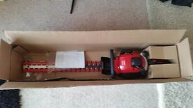MOUNTFIELD PETROL HEDGE CUTTER - BRAND NEW IN BOX
