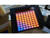 Ableton Push, Decksaver and Ableton Live Lite 9