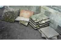 Free slabs, must uplift asap