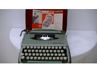 PRICE NOW REDUCED BY £ 10 Smith-Corona Typewriter