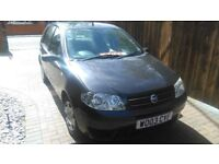 FIAT PUNTO 1.2 1 LADY OWNER 68,000 MILES FSH SPARES OR REPAIRS