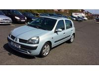 Renault Clio 1.4i 16v 5 Door Mint Condition
