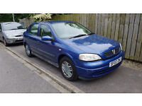 Vauxhall Astra 1.6 Automatic 2002 MOTd Cheap run about