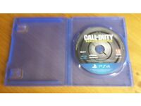PS4 Call of Duty