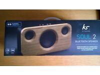 KitSound Soul2 Rechargable Speaker