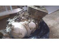 YAMAHA XT600 XT 600 ENGINE 4tb?