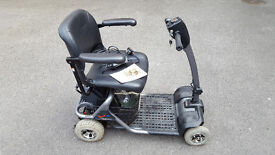 Liteway 4 Mobility Scooter Car Boot Scooter