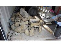 Stone sandstone