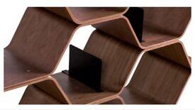 MADE 'Polygon' Book Shelf