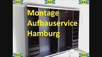 Aufbauservice. Ikea Montage zum Festpreis. Altona - Hamburg St. Pauli Vorschau