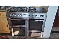 Leisure cuisine master 100 range oven