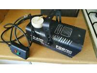 Fogtec smoke machine