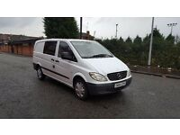 mercedes vito 2.2cdi 111 6 speed 2004