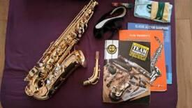 Jupiter 500 Alto Saxophone (Second Hand) wants a good home