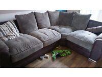 FREE used damaged corner settee
