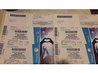 Del Amitri Tickets x 4 (2x2 pairs) - 21st July Edinburgh Castle