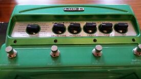 Line 6 DL4 Stompbox Delay Modeler by Line 6
