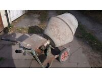 Barromix Minor 240v Concrete Mixer