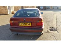 Bmw 316 1.6 litre, automatic, compact, in very good condition inside and outside, mot till May 2017