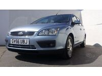 2006 |Ford Focus 2.0 | Manual | Diesel | 2 Former Keepers | Service History| 82000 Mils