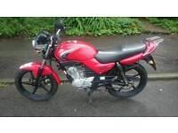 Yamaha YBR 125 2008 Very Clean 12 months mot