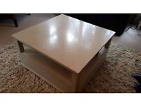 Laura Ashley Coffee table - free - great project for someone