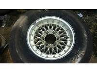 Mitsubishi delica l400 pajero shogun l300 l200 alloy wheels with off road tyres