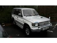 Mitsubishi pajero mot June drives great 7 seater auto diesel