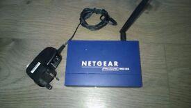 Netgear ProSafe WG103