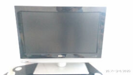 Phillips 26 inch HD ready TV with 2 HDMI ports