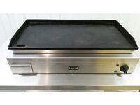 Lincat LGR2 Table Top Electric Griddle Catering