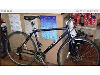 Blue marin kentfield bike