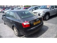 Audi a4 b6 2.0 petrol, automatic transmission