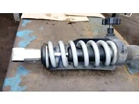 BMW GS 1200 REAR SHOCK ABSORBER ASSEMBLY £50ono