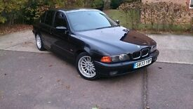bmw 540i sport 4.4 v8 ..full bmw srvice history, mint condition