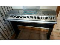 Casio WK-3000 keyboard