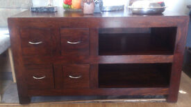 Solid wood, commode, furniture, chest, drawers, case, closet, cube