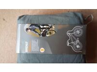 All weather single bike cover x2.