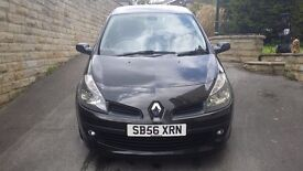 Renault Clio 56/ 2006 Dynamique 1.2 S TCE 3dr STUNNING CONDITION THROUGHOUT IDEAL FIRST CAR....