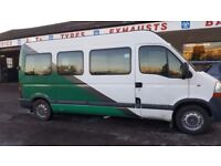 RENAULT MASTER *** IDEAL FOR CYCLES OR MOTORCYCLES ****