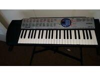 Yamaha PSR 125 Keyboard