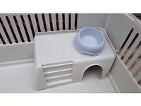 Indoor rabbit / guinea pig hutch for sale