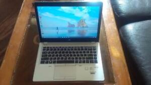 HP UltraBook Folio Slim Lightweight 3rd Gen intel Core i5 WiFi Camera 8gb Ram 500gb Hard Win 10 Gaming Laptop $350