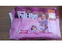 Huggies Pull-Ups potty training pants (pack of 17 medium)