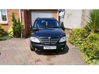 Ssangyong Rodius 7 seater auto 10 months MOT lovely family car