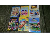 Childrens books and dvds
