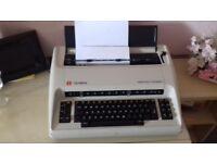 Olympia Electronic Typewriter