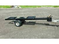 Towing dolly slide and tilt type £295